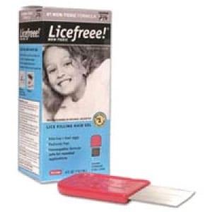 Does Licefreee work?