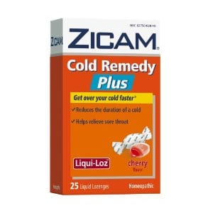 Does Zicam work?