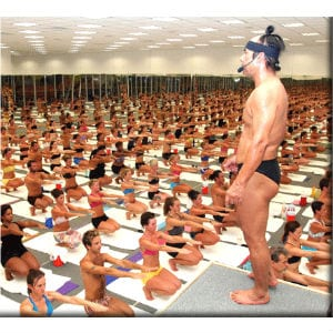 Does Bikram Yoga work?