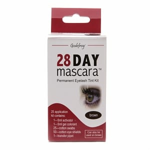 Does 28 Day Mascara work?