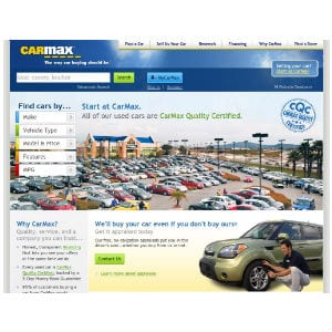 Does CarMax work?