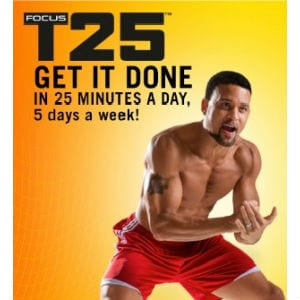 Does Focus T25 work?