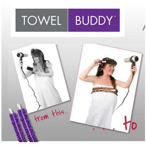 Does Towel Buddy work?