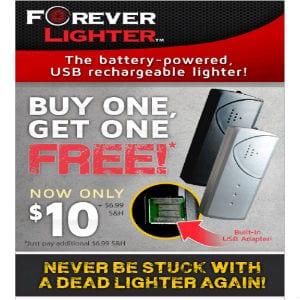 Does the Forever Lighter work?