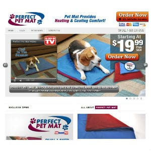 Does the Perfect Pet Mat work?