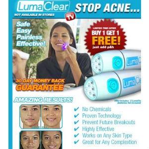 Does Luma Clear work