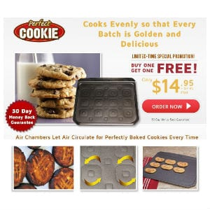 Does the Perfect Cookie work?