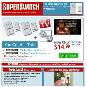 Does the SuperSwitch really work?