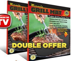 Does the Miracle Grill Mat Work?