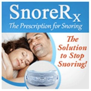 Does Snore Rx Work?