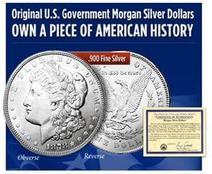 Does the Morgan Silver Dollar Collecting Work?