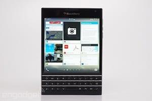 Does the Blackberry Passport Work?