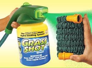Does Grass Shot Work?