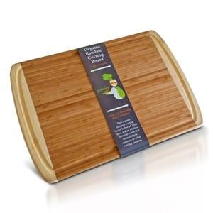 Does the organic bamboo cutting board work?