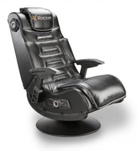 Does the X Rocker 51396 Pro Series Video Gaming Chair Work?