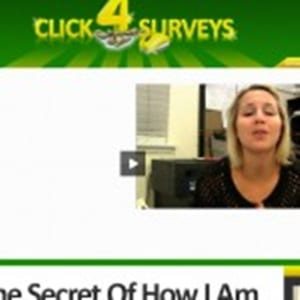 Does Click 4 Surveys Work?