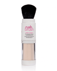 Does the Cake Beauty Rush Brush Dry Shampoo Work?
