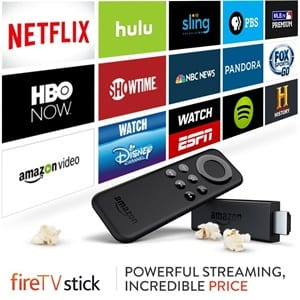 Does the Amazon Fire T.V Stick Work?