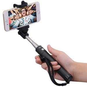 Does the mpow-selfie-stick work?