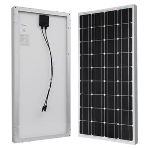 Does the Renogy 100 Watts 12 Volts Monocrystalline Solar Panel Work?