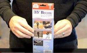35 below socks review