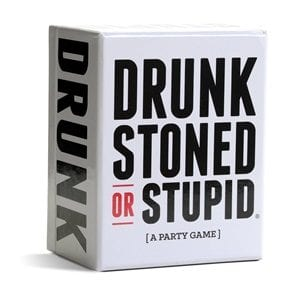 Does the Drunk Stoned or Stupid Party Game Work?