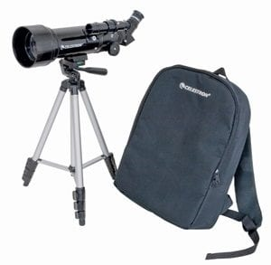 Does the Celestron Travel Scope 70 Work?