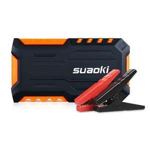 Does the Suaoki G7 600A Peak Battery Charger Work?