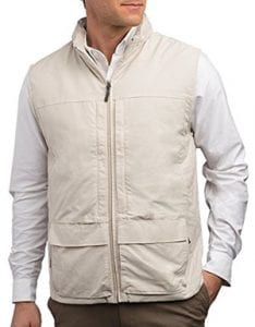 Does the Scottevest Mens Quest Vest Work?