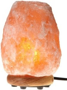 Does the WBM Himalayan Glow 1002 Hand Carved Natural Salt Lamp Work?