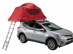 Does the Yakima Skyrise Tent Work?