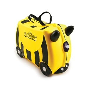 Does the Trunki Ride On Suitcase Work?