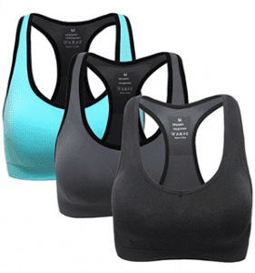 Does the Mirity Women Racerback Sports Bras Work?