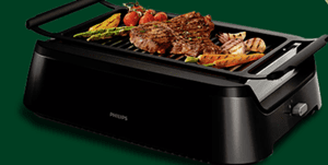 Does the Phillips Indoor Smokeless Grill Work?