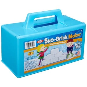 Does the Ideal Snow Brick Maker Work?
