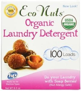 Does Eco Nuts Organic Laundry Detergent Work?