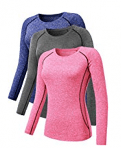 Does Neleus Women's Athletic Clothing Work?