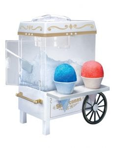 Does the Nostalgia SCM502 Vintage Snow Cone Maker Work?