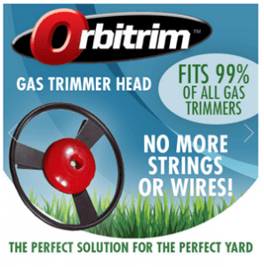 Does the Orbitrim Gas Trimmer Head Work?
