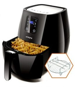 Does the Cozyna SAF 32 Digital Air Fryer Work?