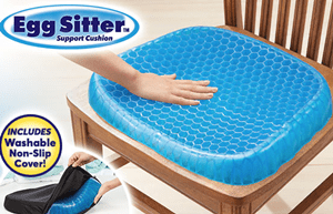 Does the Eggsitter Support Cushion Work?