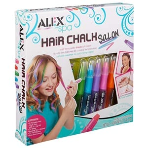 Does Alex Spa Hair Chalk Work?