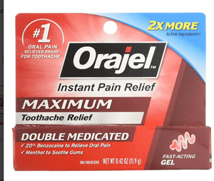 Does Orajel Instant Pain Relief Work?