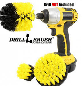 Does the Drill Brush Power Scrubber Work?