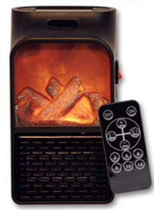 Does the Bell+Howell Flame Heater Work?