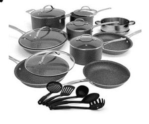 Does the Graniterock Cookware Work?