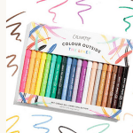 Does Colourpop Colour Outside the lines Collection Work?