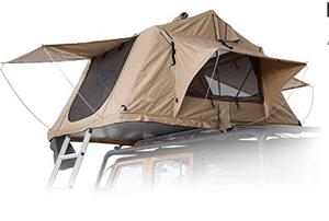 Does the Smittybilt Overlander Tent Work?