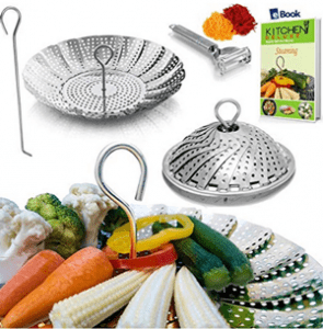 Does the Premium Vegetable Steamer Basket Work?