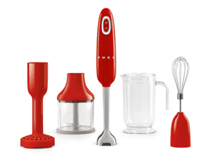 Does the SMEG 50s Style Hand Blender Bundle Work?